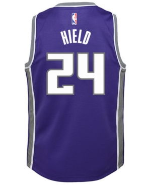 Nike Buddy Hield Sacramento Kings Icon Swingman Jersey, Big Boys (8-20)