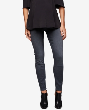 7 For All Mankind Maternity Skinny Jeans